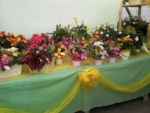 4 composizioni fiori pasqua 2016